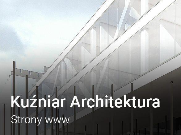 strony www kuźniar architektura wyróżniające