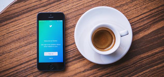 firmowy Twitter