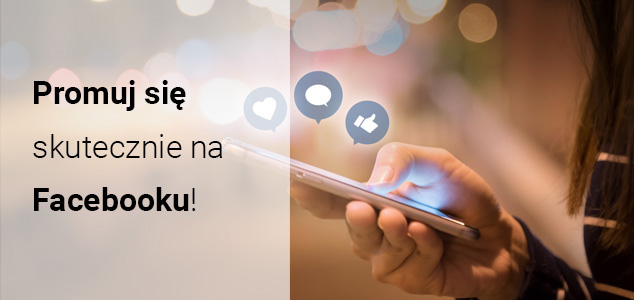 promocja na Facebooku